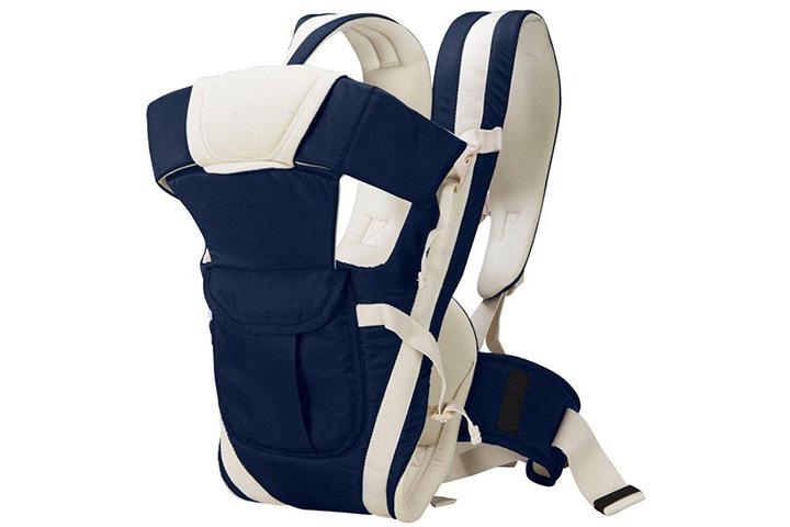 Chinmay Kids 4-in-1 Adjustable Baby Carrier Cum Kangaroo Bag