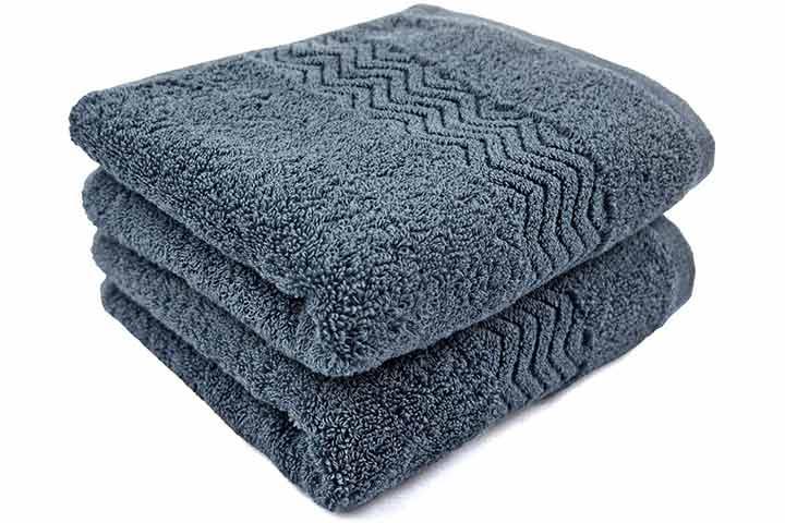 Cleanbear Cotton Hand Towels