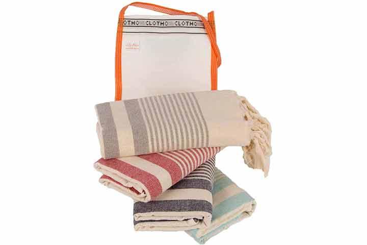Clotho Turkish Hand Towels