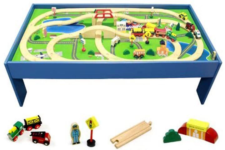 Conductor Carl Train Table & Playboard Set