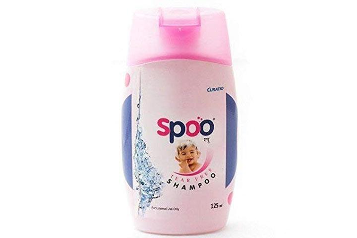 Curiosio Baby Spa Shampoo