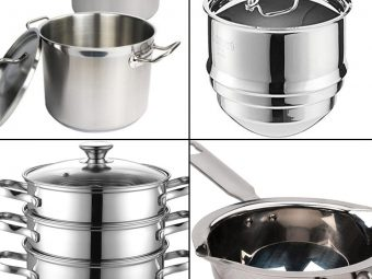 13 Best Double Boilers For Healthy Cooking!