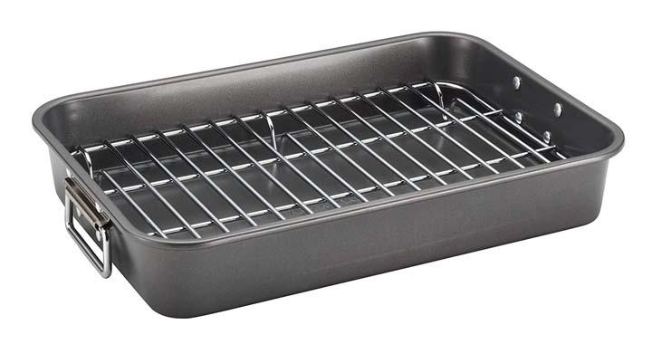 Farberware Non-Stick Steel Roaster