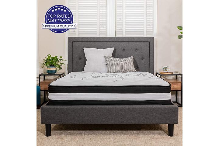 Flash Furniture Capri Comfort Pocket Spring