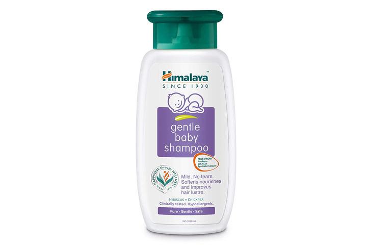 Himalayan Gentle Baby Shampoo