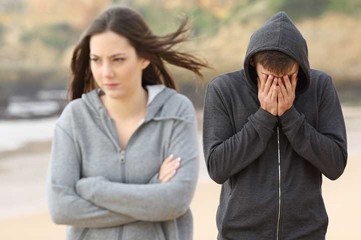 How To Get Over Someone Who Cheated On You