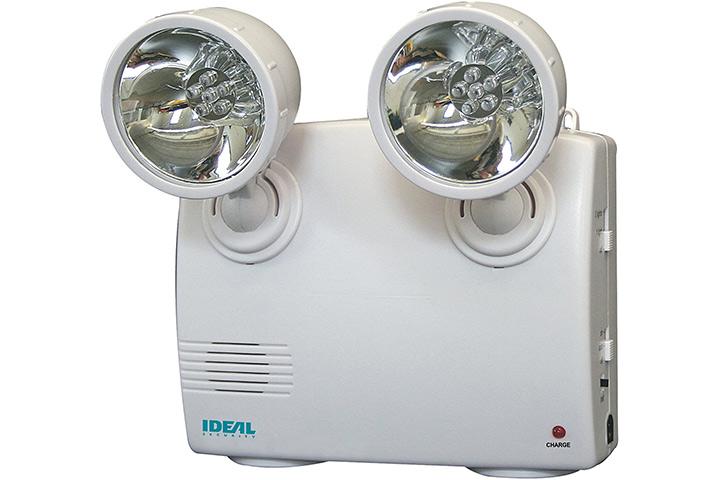 Ideal Security Emergency Power Failure Light