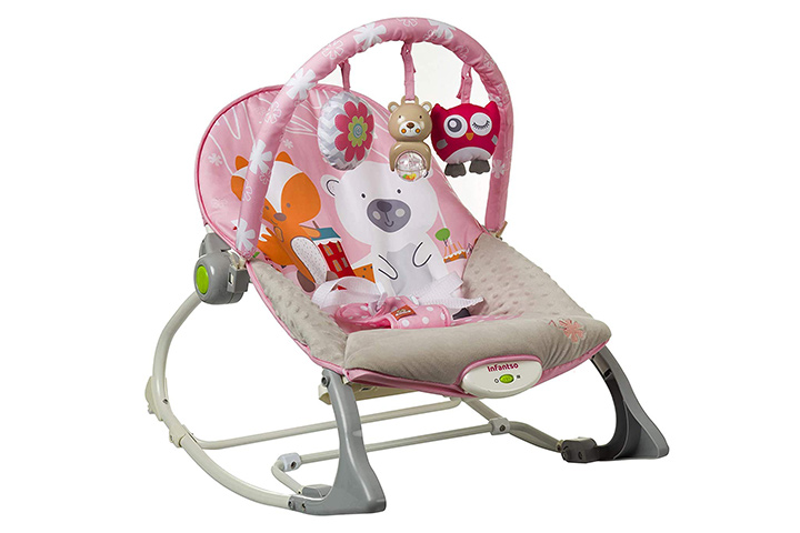 Infantso Baby Bouncer and Rocker