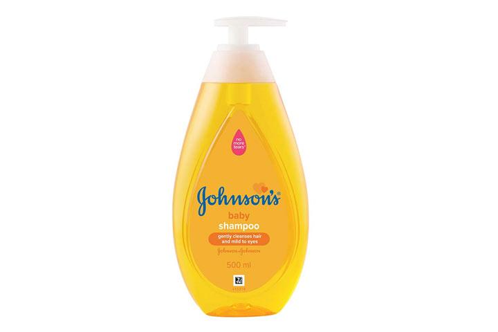 Johnsons Baby No More Tears Baby Shampoo