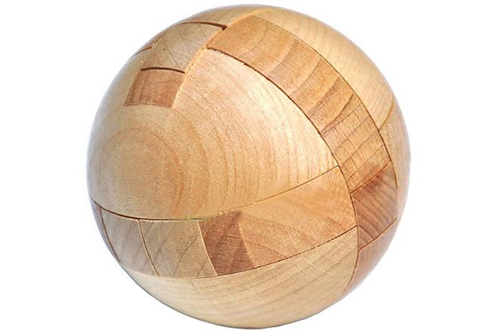 KINGOU Wooden Sphere Puzzle