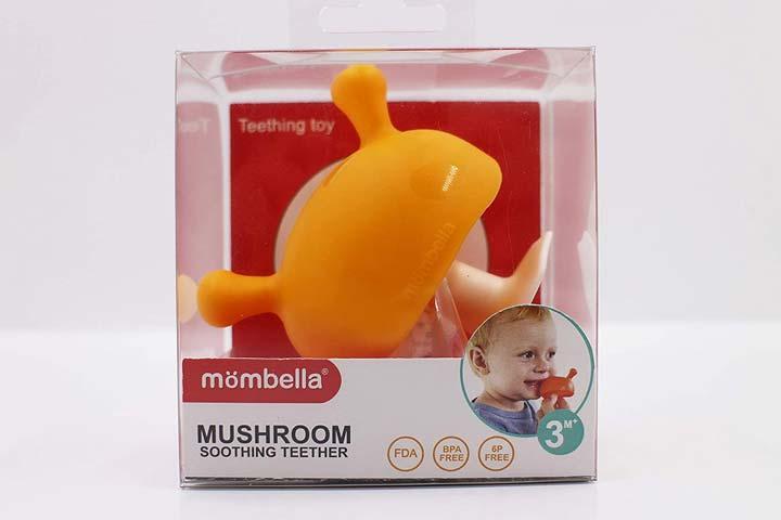 Mombella Mushroom Suding Teeth