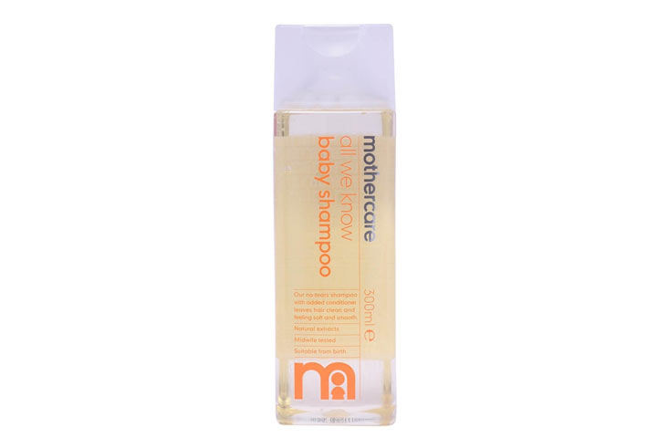 Mothercare All We Know Shampoo