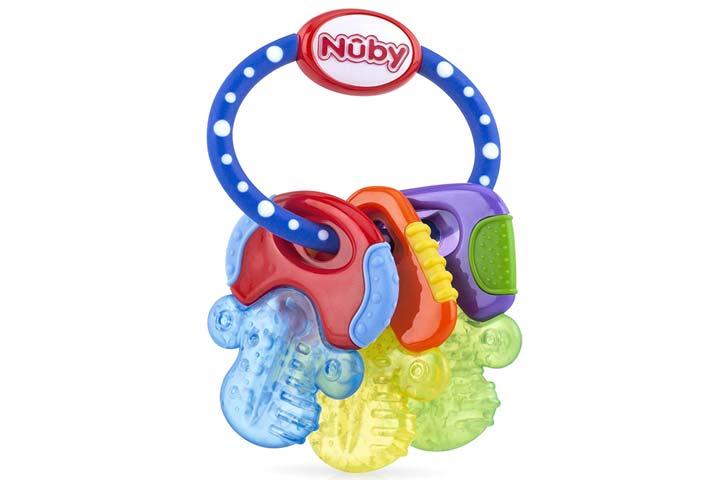 Nubi Icebite Hard and Soft Teating Keys