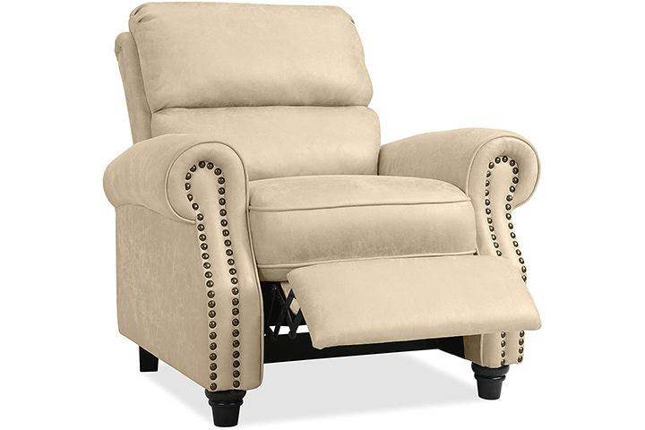 Paisley Domesis Cortez Push Back Recliner Chair