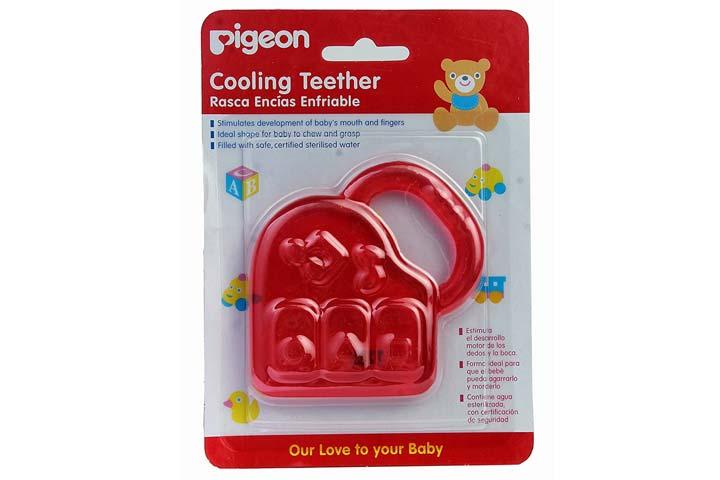 Pigeon Cooling Teeth
