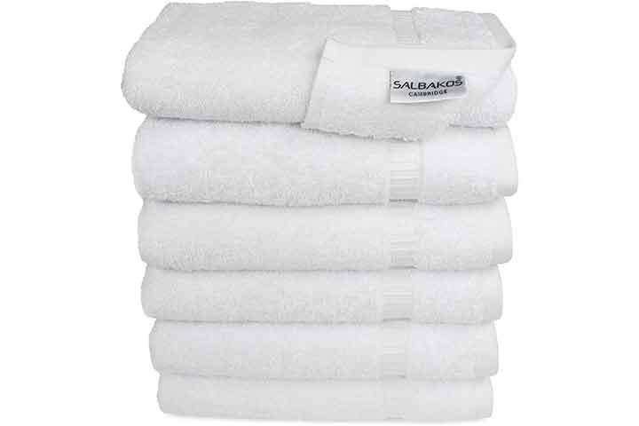 Salbakos Luxury Turkish Hand Towel