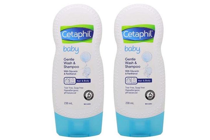 Setafil Babys Gentle Wash and Shampoo