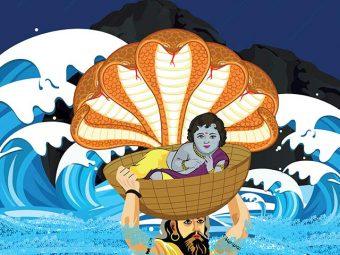 श्री कृष्ण की जन्म कथा   Shri Krishna Janm Katha