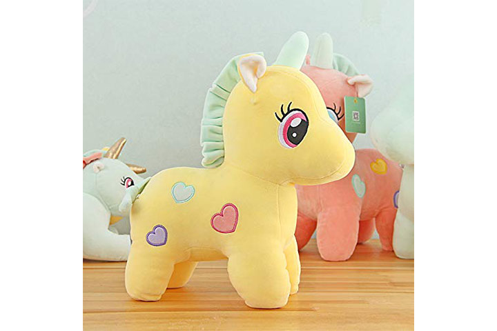 Silly me extra soft stuffed toy