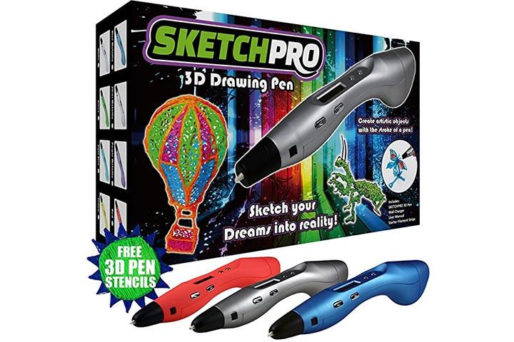 Sketch Pro 3D Printing Pen