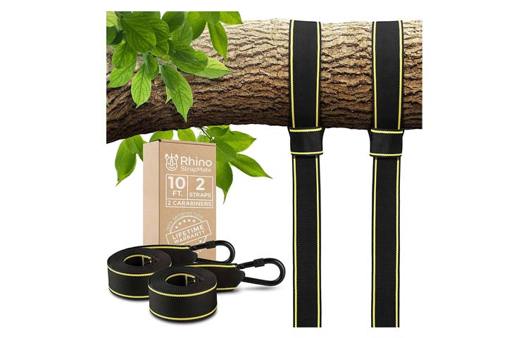 StrapMate Tree Swing Straps Hanging Kit