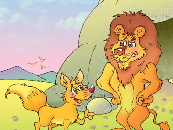 The Fox And The Lion Story