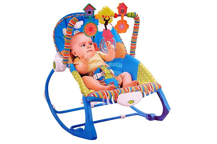 Toyshine Infant to Toddler Rocker Chair
