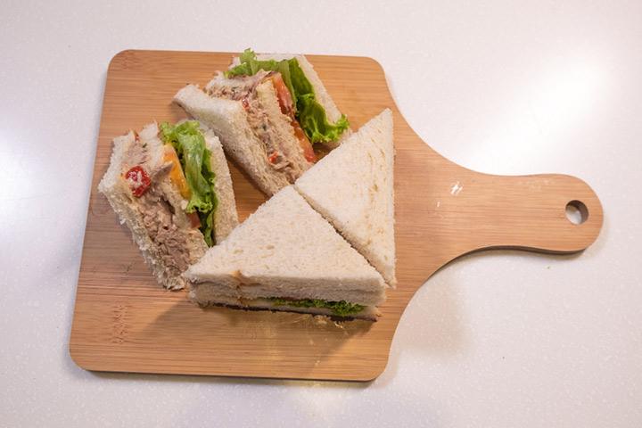 Wedge Sandwich