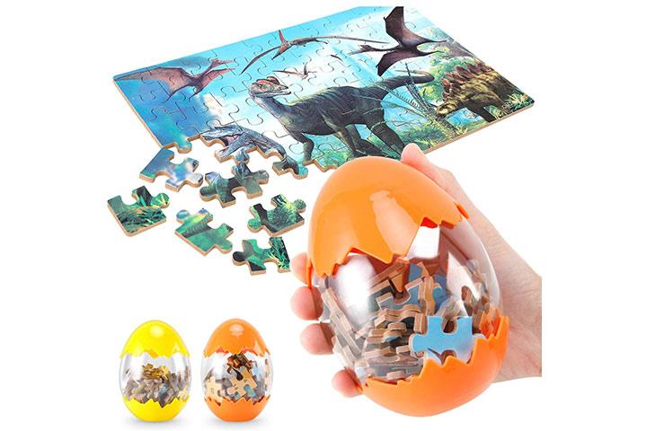 ZHFUYS Dinosaur Puzzle