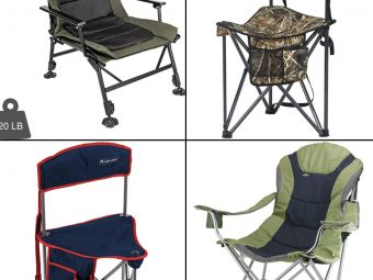17 best Fishing Chairs To Buy In 2021
