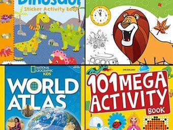 5 साल के बच्चों के लिए 10 सबसे अच्छी एक्टिविटी बुक्स | Best Activity Books To Buy For 5 Year Kid In India