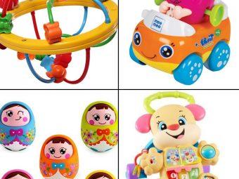 8 महीने के बच्चे के लिए 12 बेहतरीन खिलौने | Best Toys For 8 Month Old Baby India