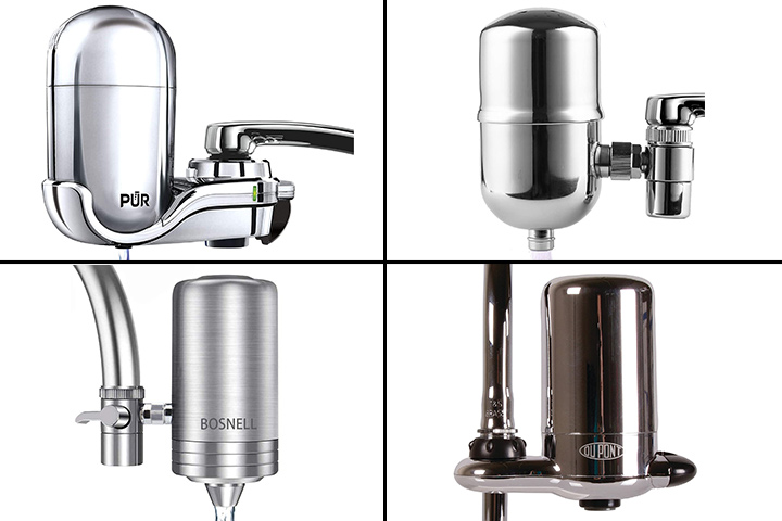 11 Best Faucet Water Filters Of 2020