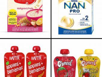 11 Best Baby Foods To Buy Online In India In 2021