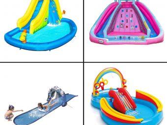 11 Best Backyard Water Slides For Kids In 2021