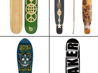 11 Best Skateboard Decks In 2021