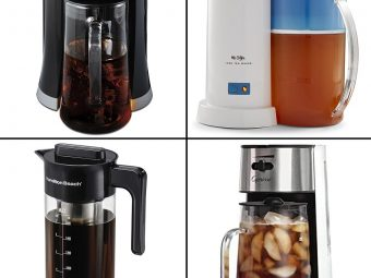 13 Best Iced Tea Makers To Buy In 2021
