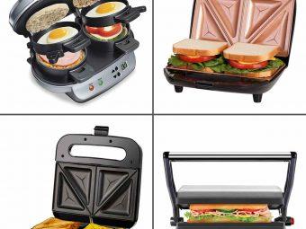 13 Best Sandwich Makers To Buy In 2021
