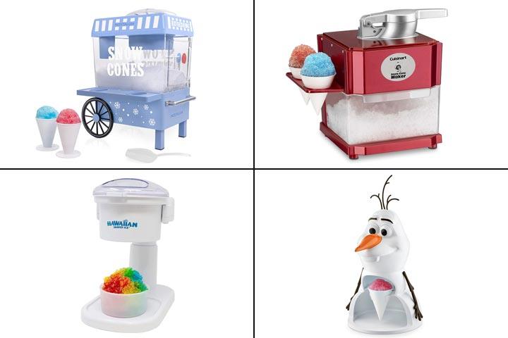 13 Best Snow Cone Machines In 2020-1