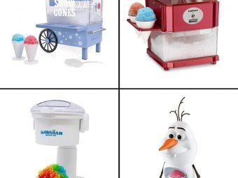 13 Best Snow Cone Machines In 2021