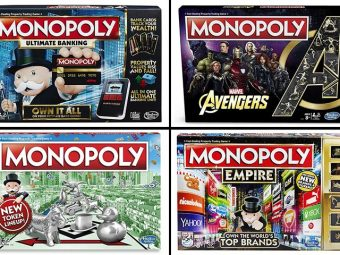 14 Best Monopoly Games To Buy In India-2021