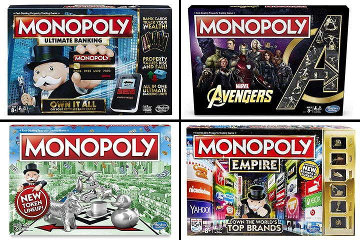 14 Best Monopoly Games To Buy In 2020