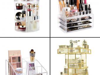 19 Best Makeup Organizers To Buy In 2021