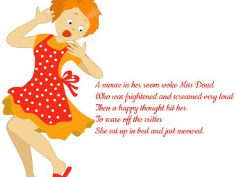 20 Quirky And Witty Limerick Poems for Kids