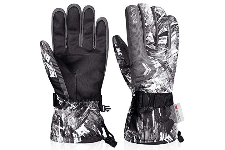 Anqier Ski Gloves