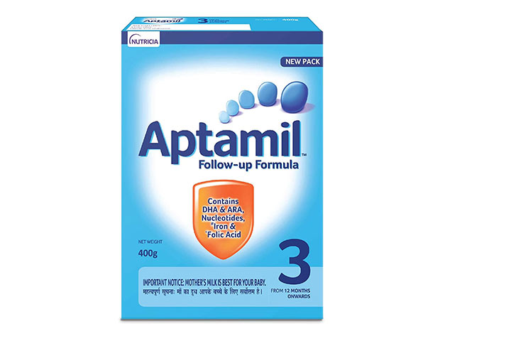 Aptamil Stage 3 Follow Up formula