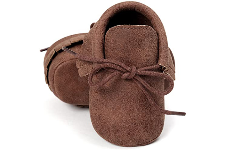 Baby Boys Girls Moccasins Sneakers