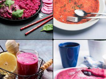 बच्चों के लिए 10 टेस्टी व हेल्दी चुकंदर (Beetroot) रेसिपी | Baccho Ke Liye Chukandar Recipe In Hindi