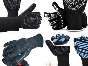 11 Best BBQ & Grilling Gloves in 2021