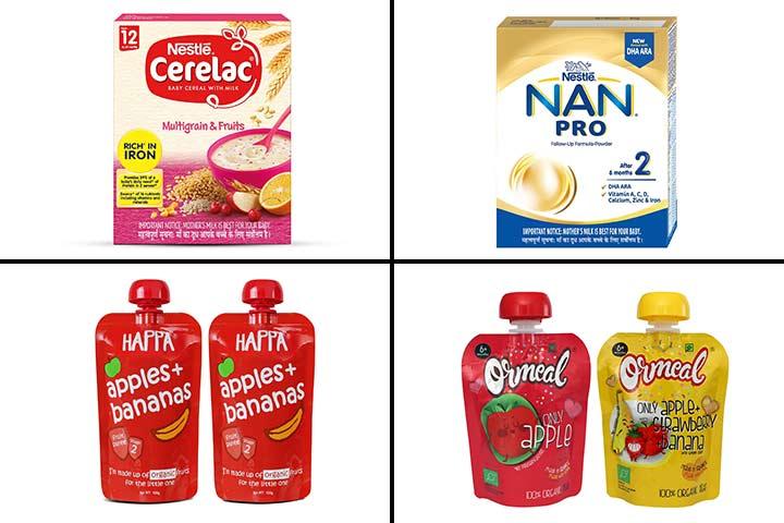 Best Baby Foods To Buy Online In India In 2020